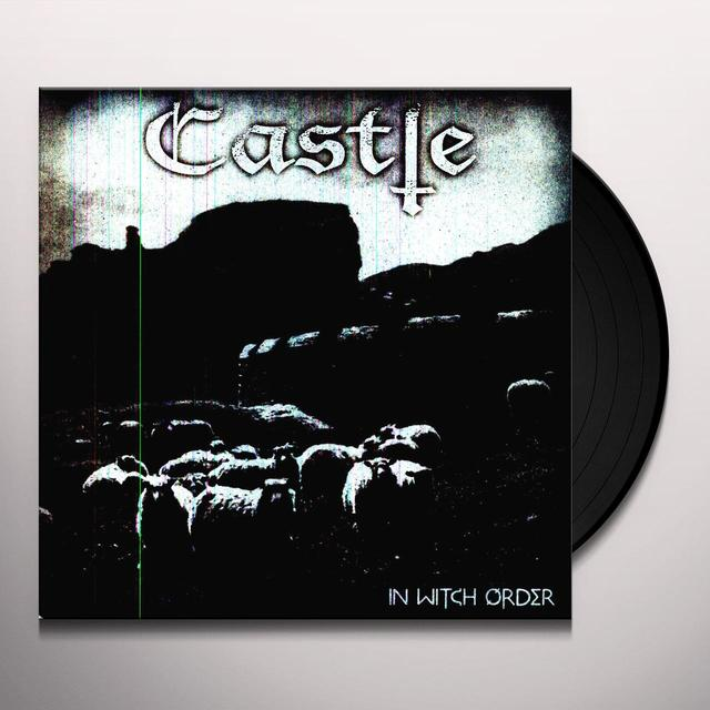 Castle IN WITCH ORDER Vinyl Record