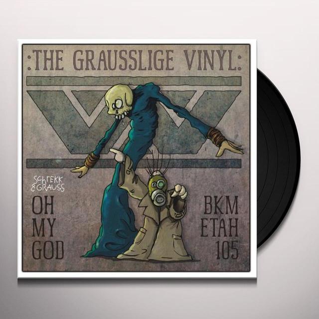 :Wumpscut: SCHREKK & GRAUSS Vinyl Record - Limited Edition