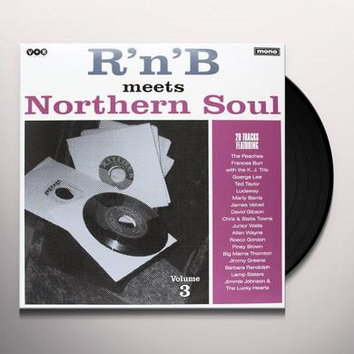 R N B MEETS NORTHERN SOUL 3 / VARIOUS Vinyl Record