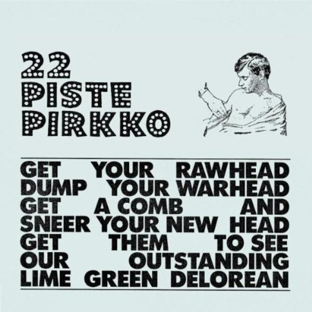 22 Pistepirkko