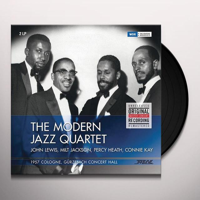 The Modern Jazz Quartet 1957 COLOGNE GURZENICH CONCERT HALL Vinyl Record