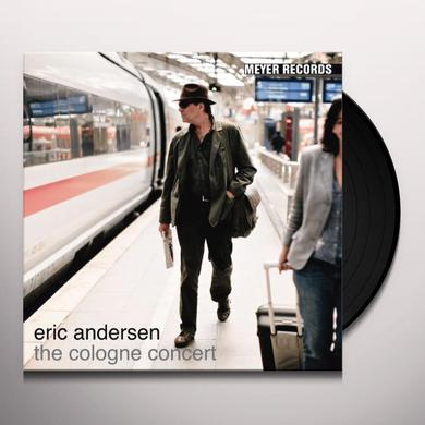 Eric Andersen COLOGNE CONCERT Vinyl Record