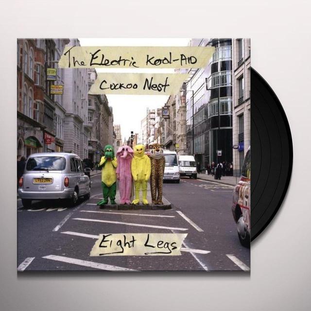 Eight Legs ELECTRIC KOOL AID CUCKOO NEST Vinyl Record