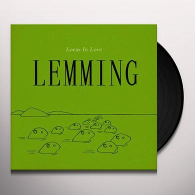 Locas In Love LEMMING Vinyl Record