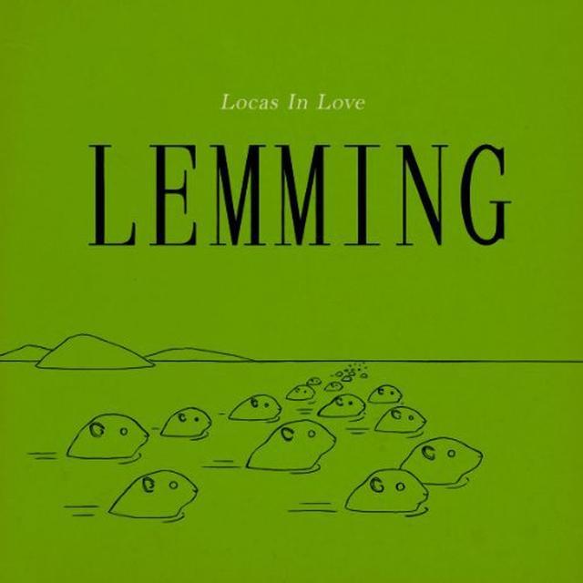Locas In Love LEMMING (BONUS CD) Vinyl Record