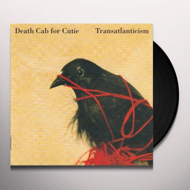 Death Cab For Cutie TRANSATLANTICISM Vinyl Record