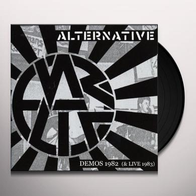 Alternative DEMOS 1982 (&LIVE 1983) Vinyl Record