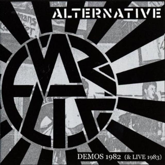 Alternative DEMOS 1982 (&LIVE 1983) Vinyl Record