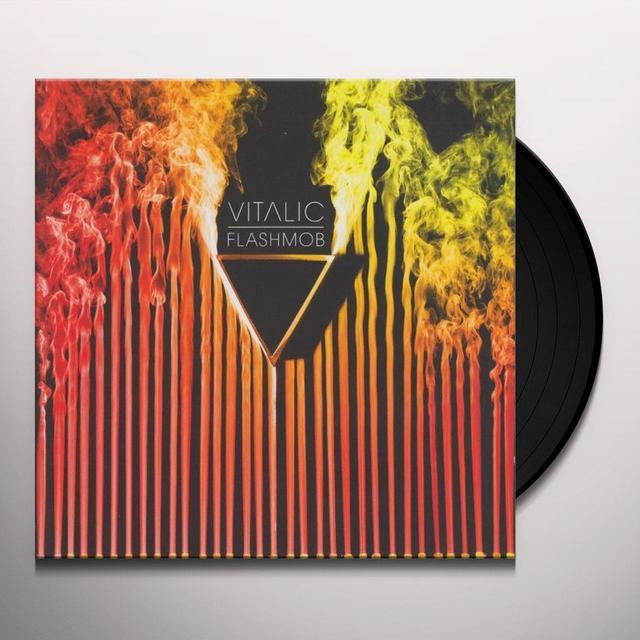 Vitalic FLASHMOB Vinyl Record