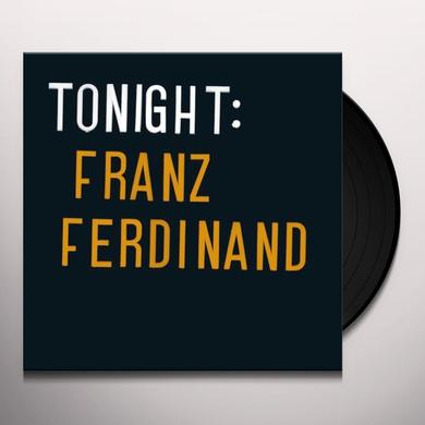 TONIGHT: FRANZ FERDINAND Vinyl Record - UK Import