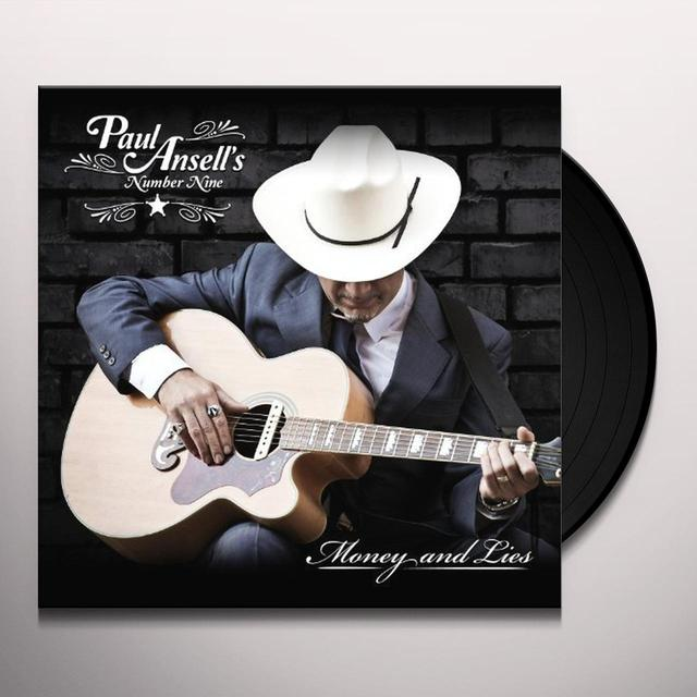 Paul Ansell MONEY & LIES Vinyl Record