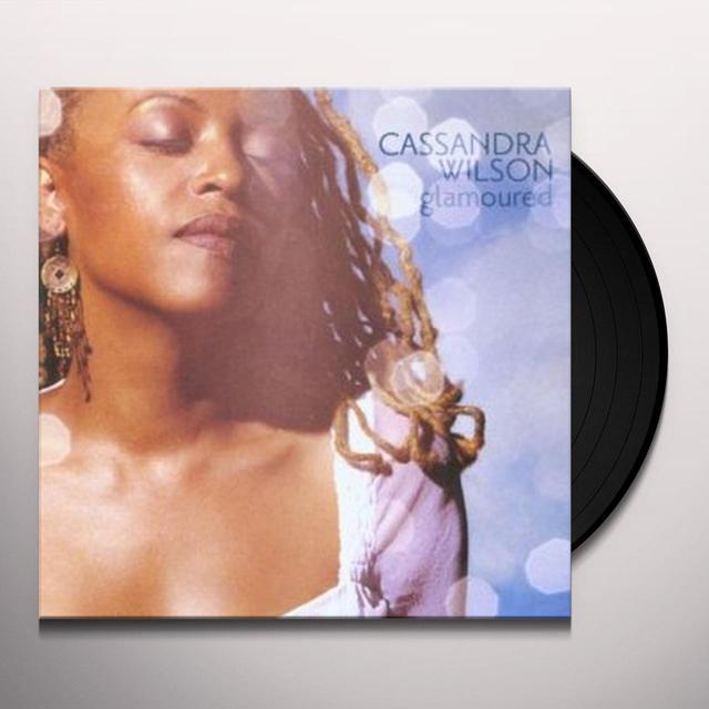 Cassandra Wilson GLAMOURED Vinyl Record - Canada Import
