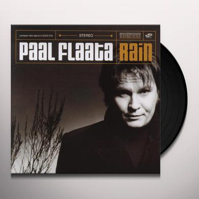 Paal Flaata RAIN Vinyl Record
