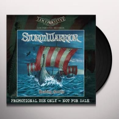 Stormwarrior HEADING NORTHE (GER) Vinyl Record