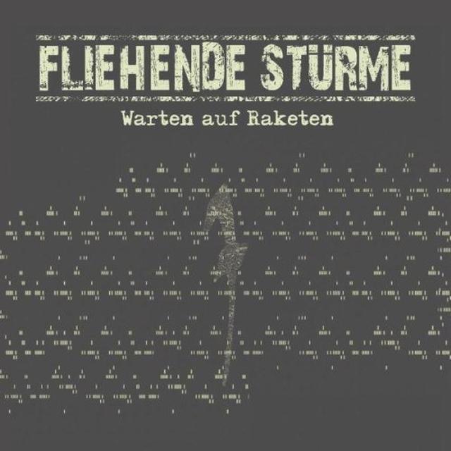 Fliehende Sturme WARTEN AUF RAKETEN Vinyl Record - Limited Edition