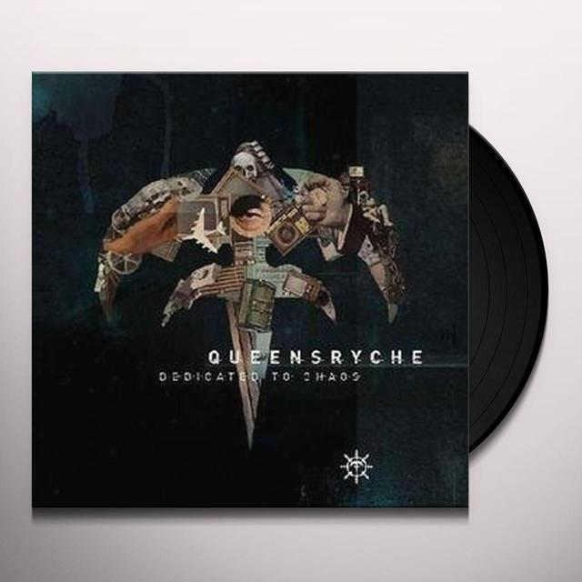 Queensrÿche DEDICATED TO CHAOS Vinyl Record