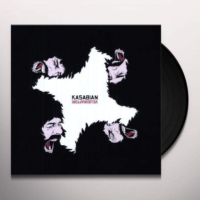 Kasabian VELOCIRAPTOR Vinyl Record - Holland Import