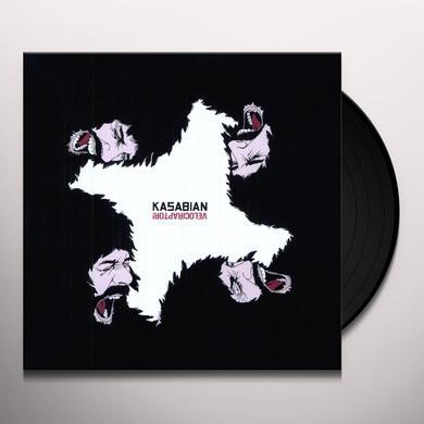 Kasabian VELOCIRAPTOR Vinyl Record - Holland Import
