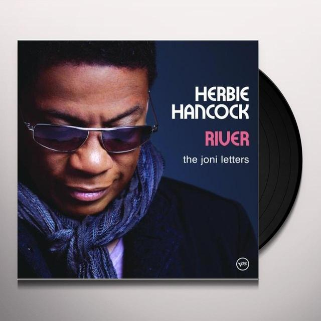 Herbie Hancock RIVER: THE JONI LETTERS Vinyl Record
