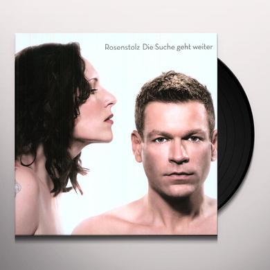 Rosenstolz DIE SUCHE GEHT WEITER (Vinyl)