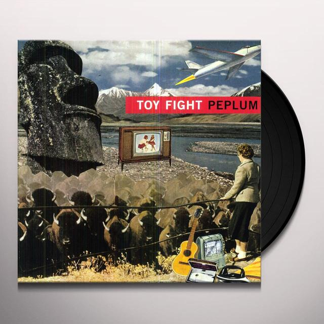 Toy Fight PEPLUM Vinyl Record