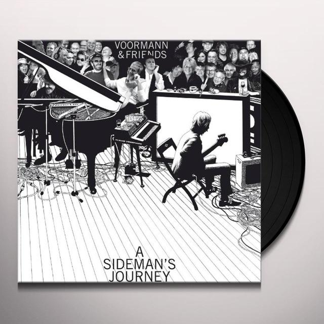 Voormann & Friends SIDEMAN'S JOURNEY (LTD) (Vinyl)