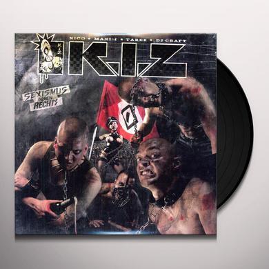 K.I.Z. SEXISMUS GEGEN RECHTS Vinyl Record