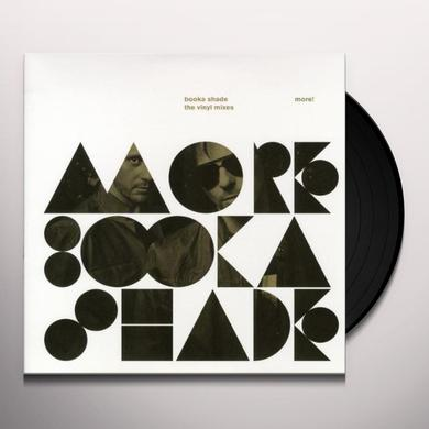 Booka Shade MORE Vinyl Record