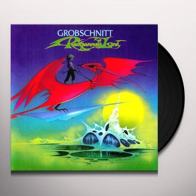 Grobschnitt ROCKPOMMEL'S LAND Vinyl Record