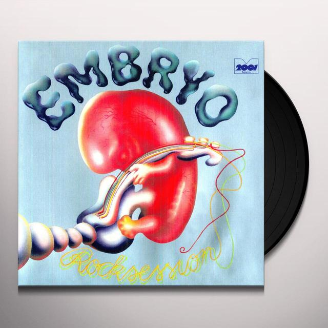 Embryo ROCKSESSION (Vinyl)