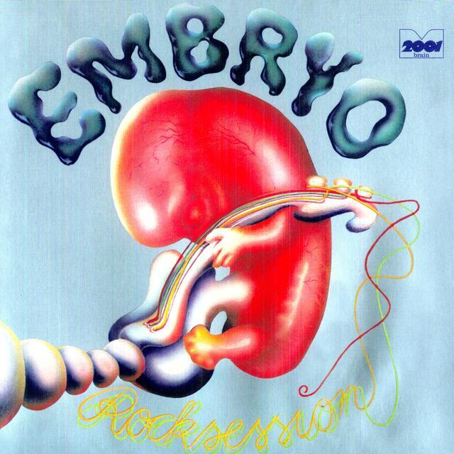 Embryo ROCKSESSION (Vinyl)