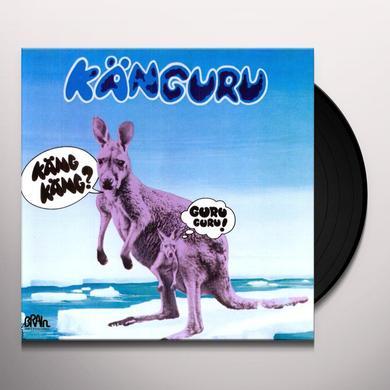 Guru Guru KAENGURU Vinyl Record
