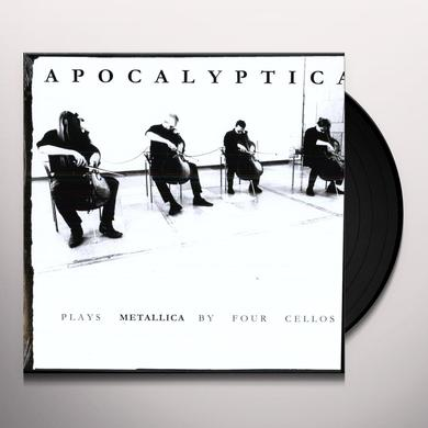 APOCALYPTICA PLAYS METALLICA (UK) (Vinyl)