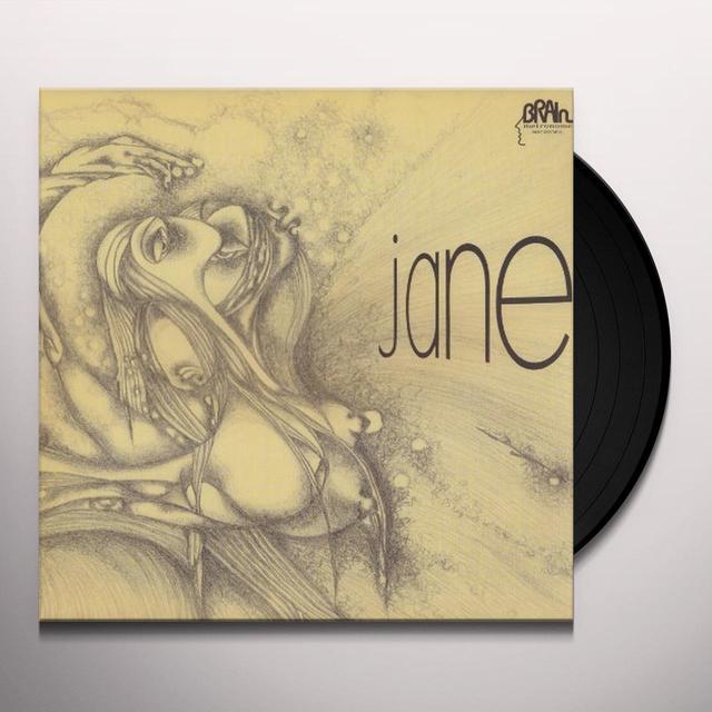 Jane TOGETHER Vinyl Record