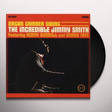 Jimmy Smith ORGAN GRINDER SWING Vinyl Record