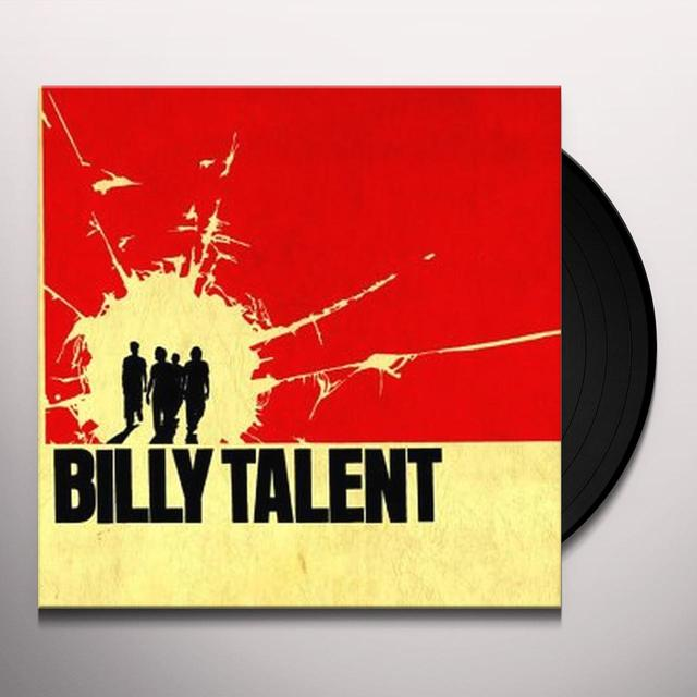 BILLY TALENT Vinyl Record