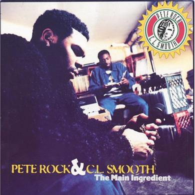 Pete Rock & C.L. Smooth MAIN INGREDIENT Vinyl Record