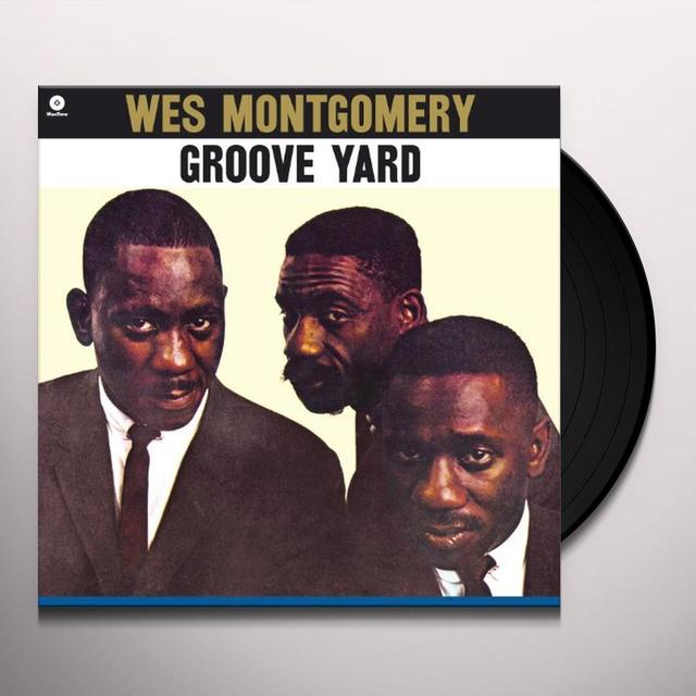 Wes Montgomery GROOVE YARD (BONUS TRACK) Vinyl Record - 180 Gram Pressing