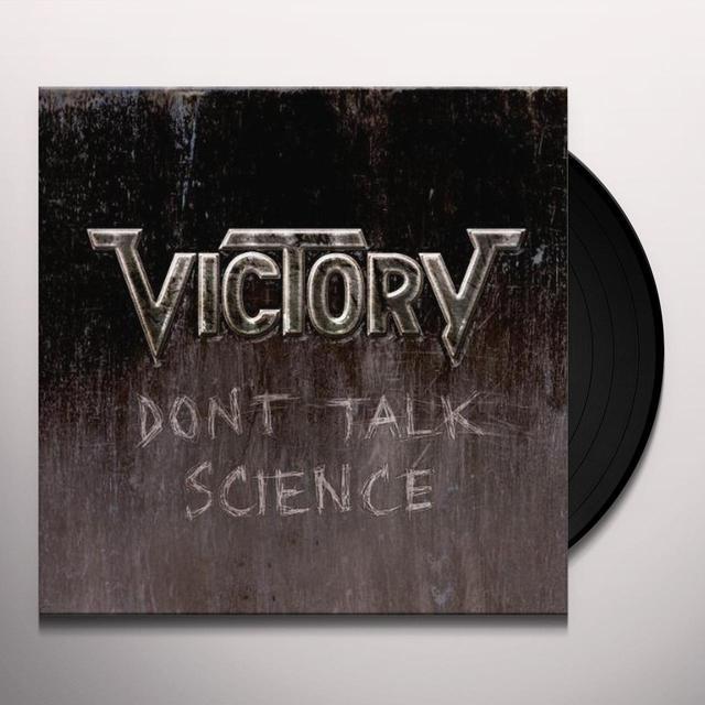 Victory DON'T TALK SCIENCE Vinyl Record
