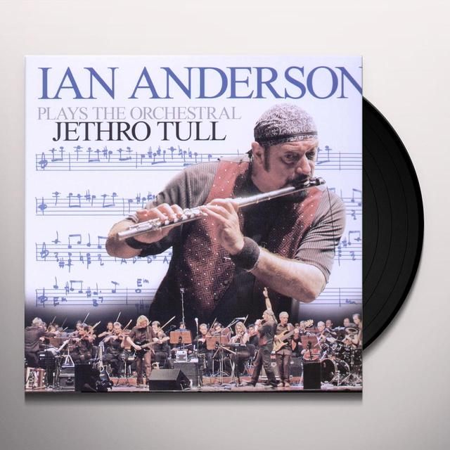 IAN ANDERSON PLAYS THE ORCHESTRAL JETHRO TULL Vinyl Record