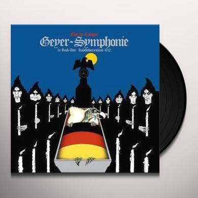 Floh De Cologne GEYER SYMPHONIE (GER) Vinyl Record