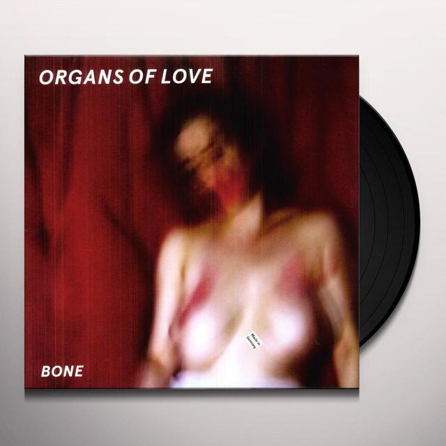 Organs Of Love BONES Vinyl Record