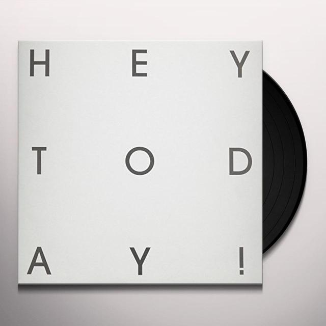 Hey Today TALK TO ME Vinyl Record