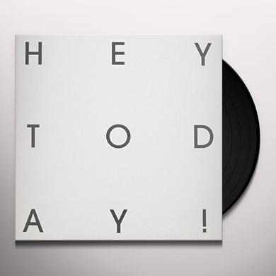 Hey Today TALK TO ME Vinyl Record