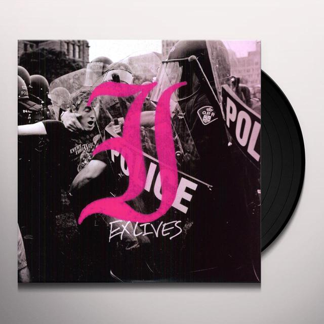 Every Time I Die EX LIVES Vinyl Record