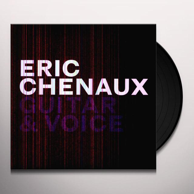 Eric Chenaux GUITAR & VOICE Vinyl Record