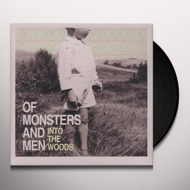 Of Monsters and Men INTO THE WOODS Vinyl Record