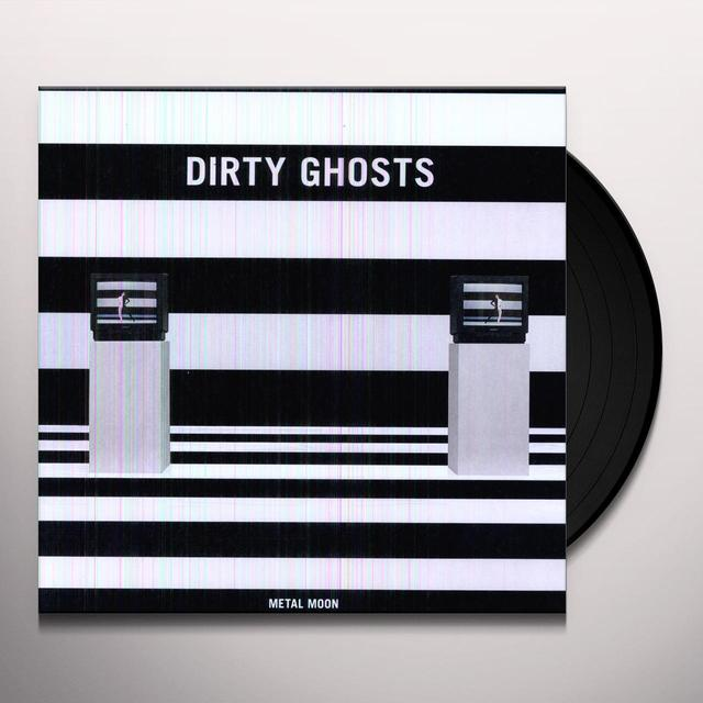 Dirty Ghosts METAL MOON Vinyl Record