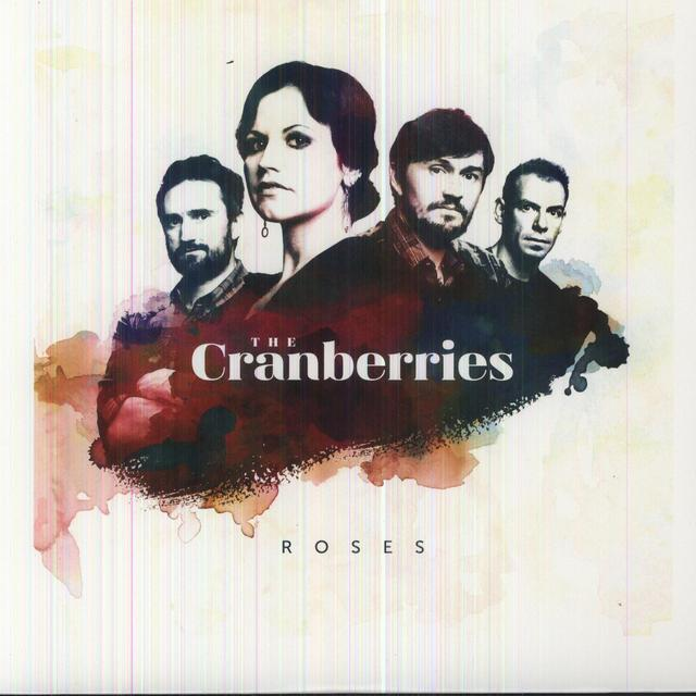 Cranberries ROSES Vinyl Record