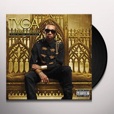 Tyga CARELESS WORLD RISE OF THE LAST KING (Vinyl)